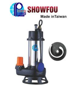 Bơm chìm nước thải Showfou Đài Loan